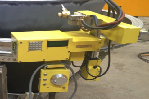 Automated Pile Cutter
