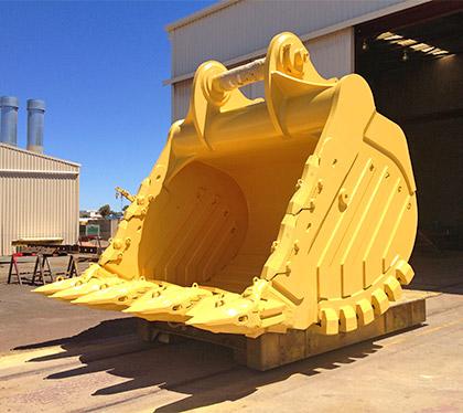 PC 3000 Excavator Bucket