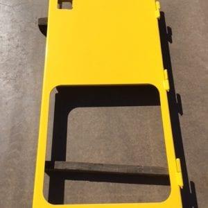 Cab door for Epiroc underground truck
