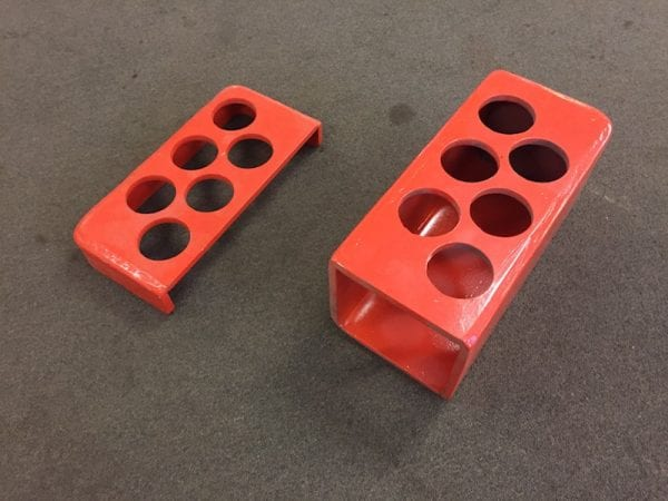Jumbo Drill Rod Holders