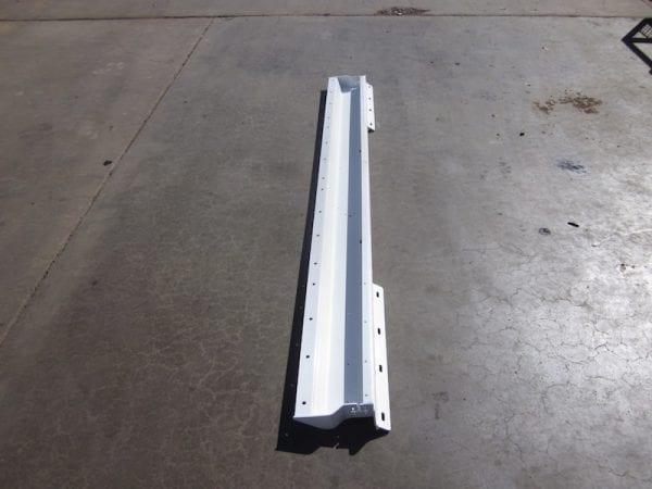 Truck dolly rear light bar