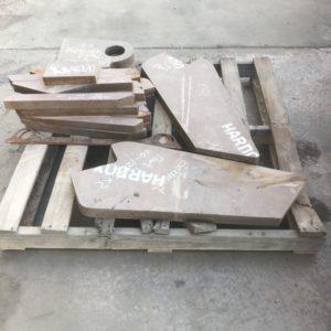 CAT D10 Mull Board