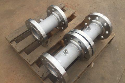 Ansi 600 pipe work
